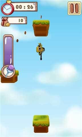 wp8手机应用 wp8游戏 动作冒险 抓住小火龙  这是一款很萌很可爱的