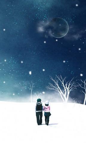 【冬季之恋手机壁纸】冬季之恋手机壁纸免费下载