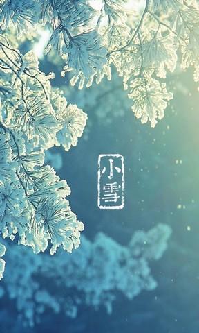 24节气小雪手机壁纸免费下载 图片 49.jpg 288x480-小雪节气图片 5