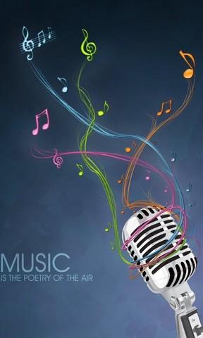 【音乐无处不在手机壁纸】音乐无处不在手机壁纸免费