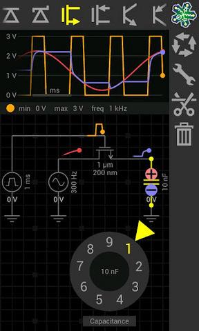 02下载】电子电路模拟器v2.02