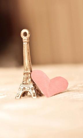 铁塔爱情手机壁纸