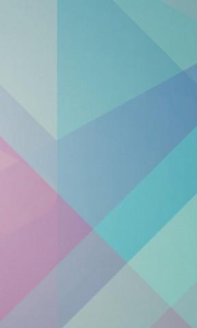 清新淡雅色彩手机壁纸