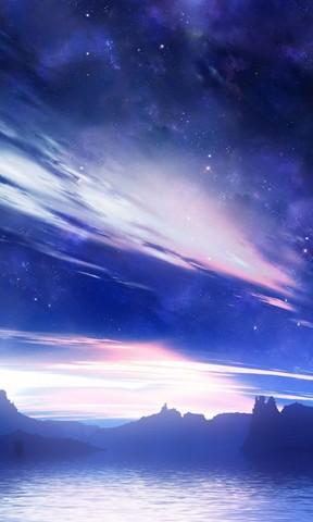 背景 壁纸 风景 天空 桌面 288_480 竖版 竖屏 手机