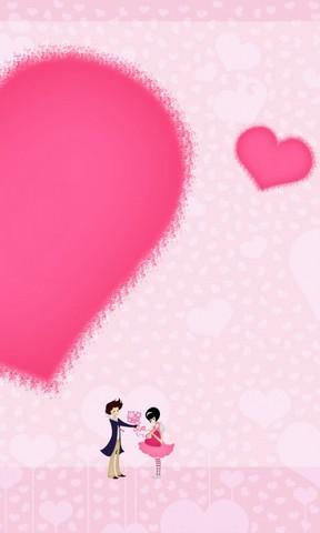 【我想表达是我爱你的真诚手机壁纸】我想表达是我爱