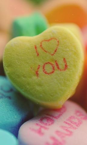 【爱心糖果手机壁纸】爱心糖果手机壁纸免费下载