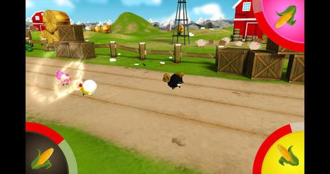 小鸡赛跑(Chick\'n speed)_pic4