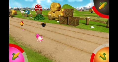 小鸡赛跑(Chick\'n speed)_pic3
