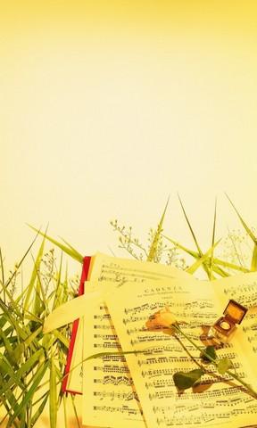 """远处传来了铜铃声,是放学回家的孩子路过这里,他们在唱""""春天在哪里"""""""