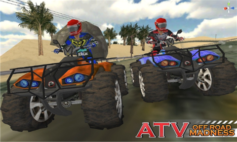 ATV疯狂越野(ATV OffRoad Madness)_pic4