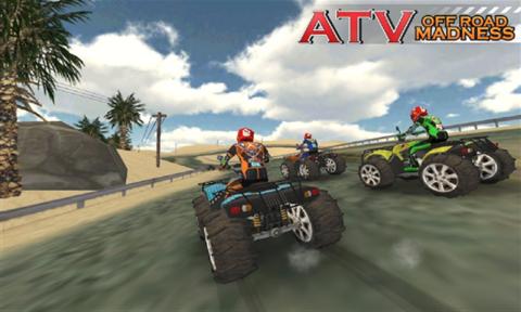 ATV疯狂越野(ATV OffRoad Madness)_pic3