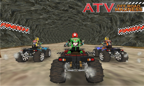 ATV疯狂越野(ATV OffRoad Madness)_pic2