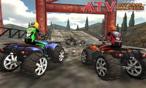 ATV疯狂越野(ATV OffRoad Madness)_pic1