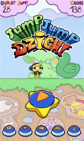 跳一跳(Jump Jump Dzigh)_pic1