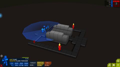 方块人塔防2(Cubemen2)_pic3