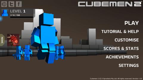 方块人塔防2(Cubemen2)_pic1