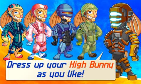 飞翔的兔子(High Bunny)_pic2