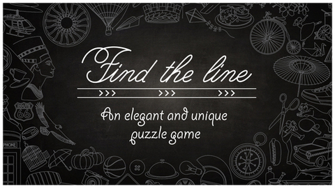 彩线拼图(Find The Line)_pic4
