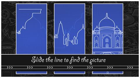 彩线拼图(Find The Line)_pic2