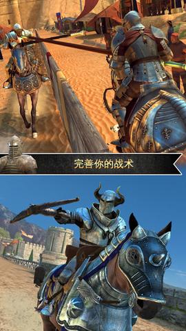 骑士对决:荣耀之巅_pic1