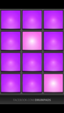 电鼓垫24(electro drum pads 24)