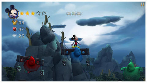 幻影城堡(Castle of Illusion)_pic2