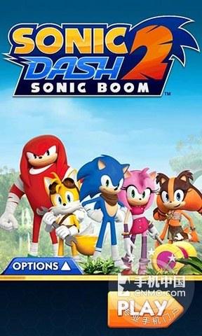 索尼克冲刺2(Sonic Boom)_pic2