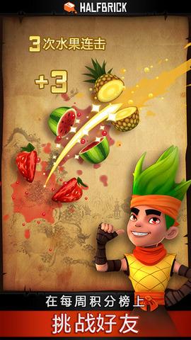 水果忍者(Fruit Ninja)_pic3