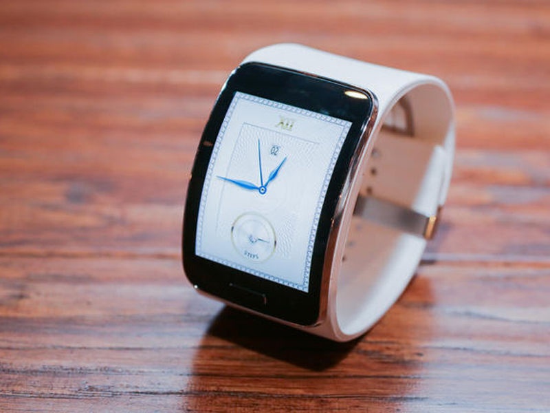 三星gear s智能手表高清图