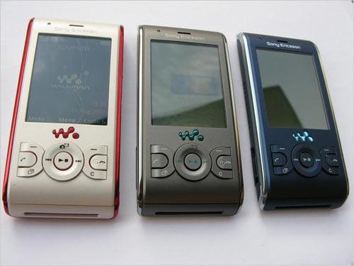 【图】(<font color=red>Sony Ericsson</font>)<font color=red>索尼爱立信W595c</font>图片_