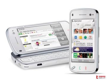 诺基亚N97i白色