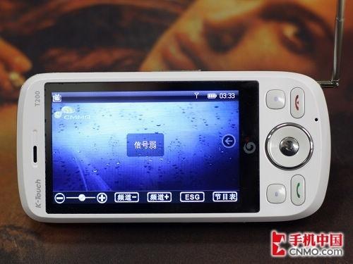 K Touch 天语T200图片 第12张 共16张高清图片