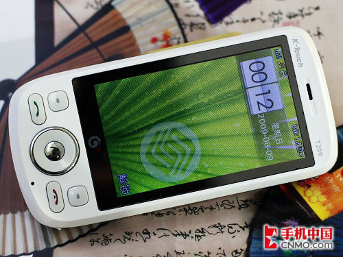 K Touch 天语T200图片 第9张 共17张高清图片