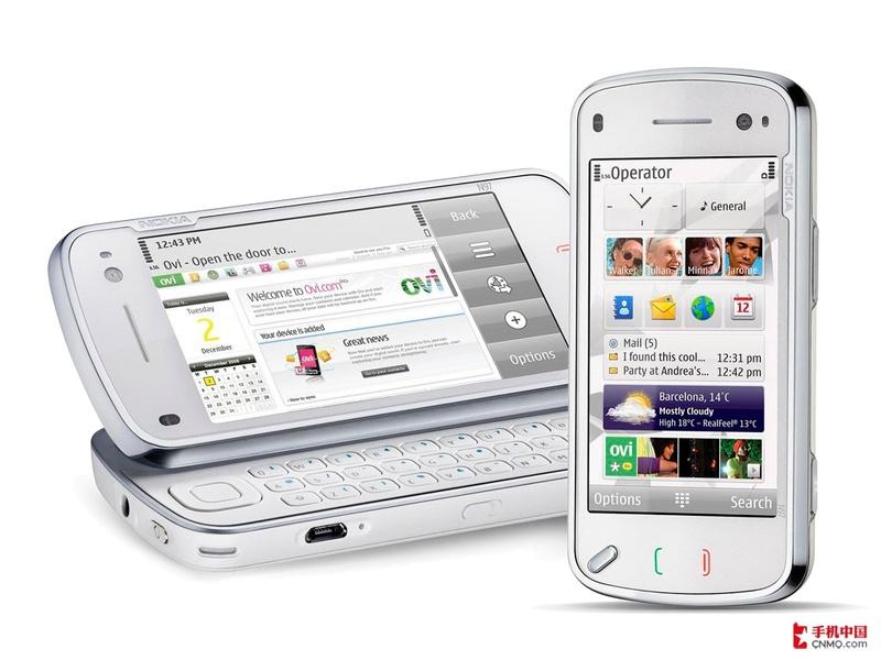 诺基亚N97i