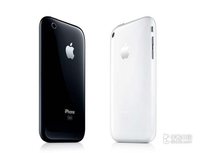 苹果iPhone3GS(8G)产品本身外观第6张