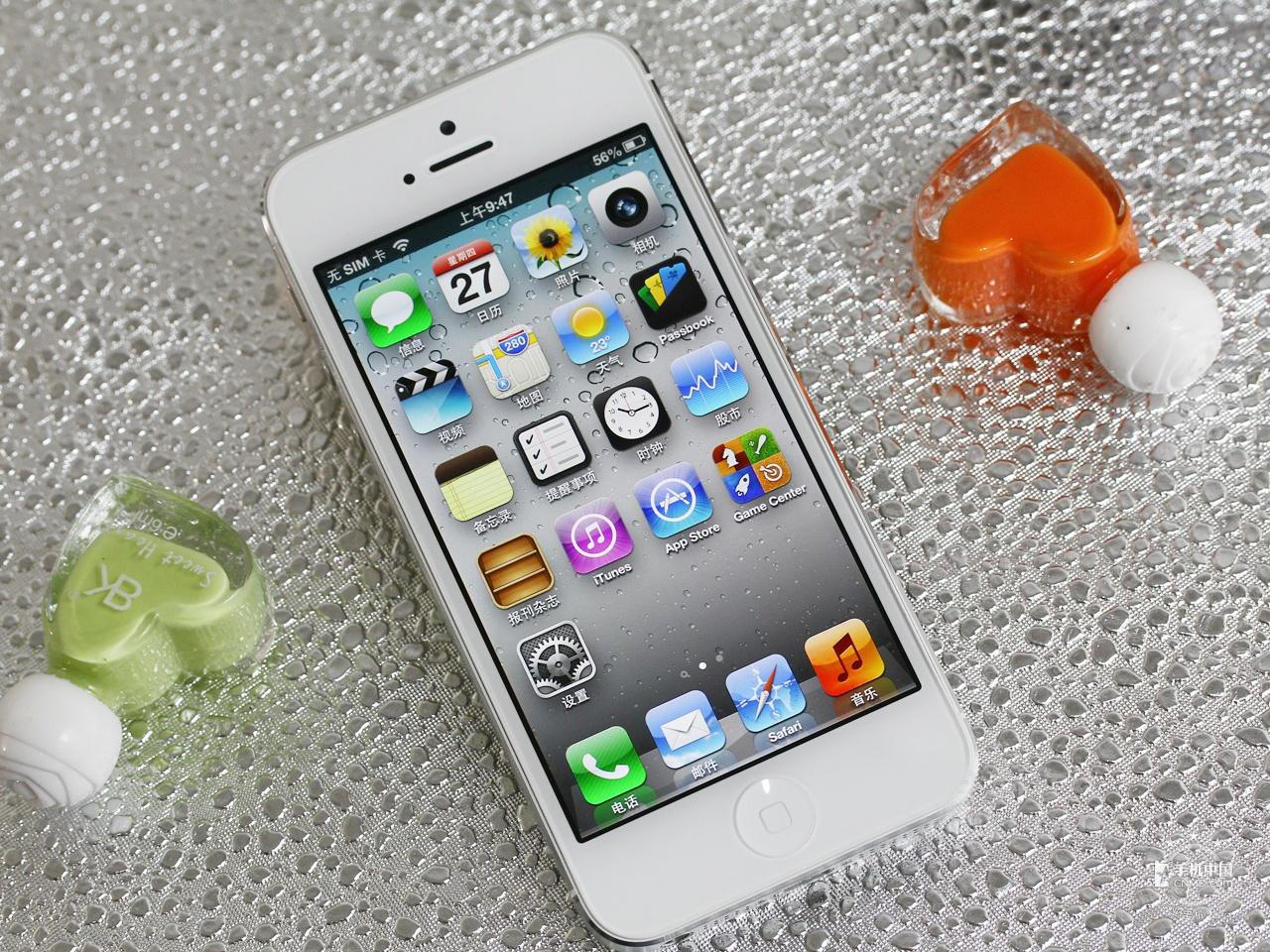 苹果iPhone5(联通版)整体外观第6张