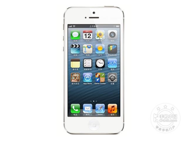苹果iPhone5(32GB)产品本身外观第1张