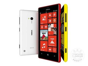 诺基亚Lumia 720红色