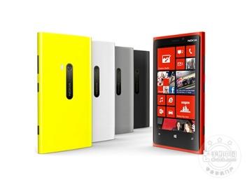 诺基亚Lumia 920(联通版)红色