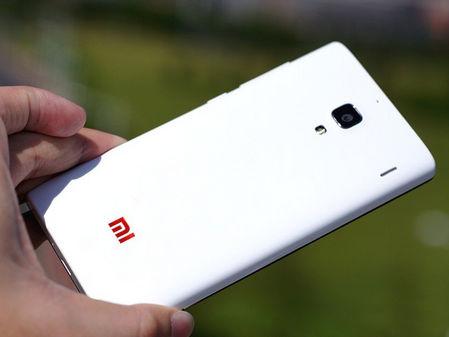 【白色小米红米手机手机图片-1892961】手机中国