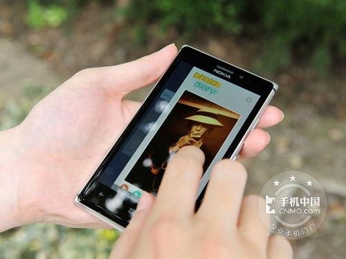 诺基亚Lumia 925耐用机身仅售1099