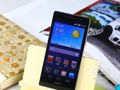 华为 Ascend P6(移动版/8GB)-高性价更迷人 华为 P6石家庄售1850元图片