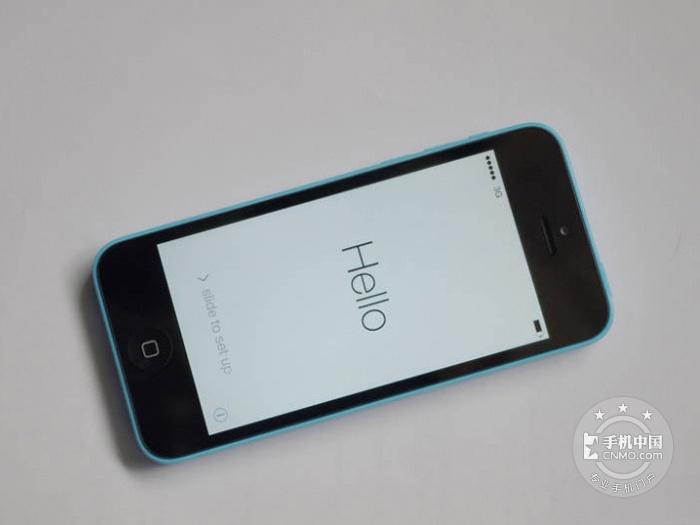 苹果iPhone5c(16GB)整体外观第8张