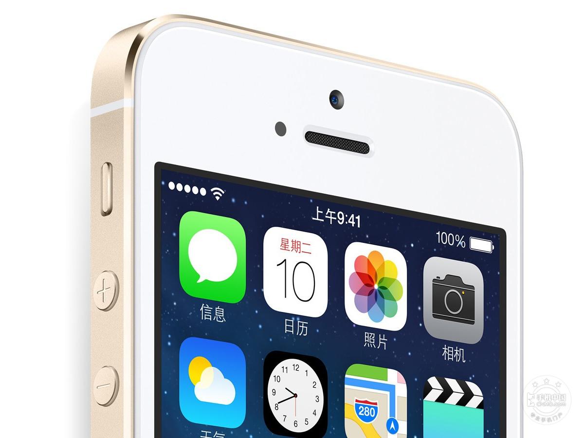 苹果iPhone5s(16GB)产品本身外观第7张