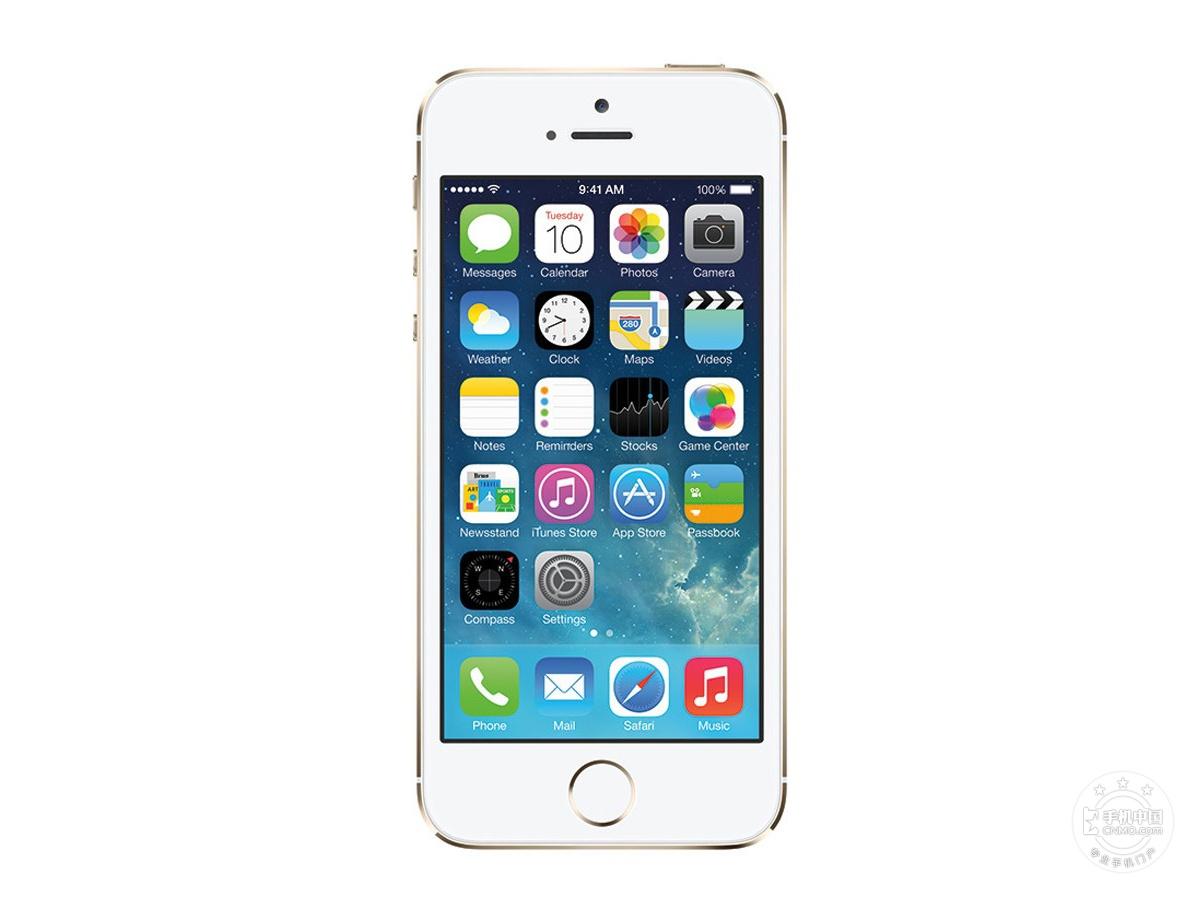 苹果iPhone5s(16GB)产品本身外观第1张