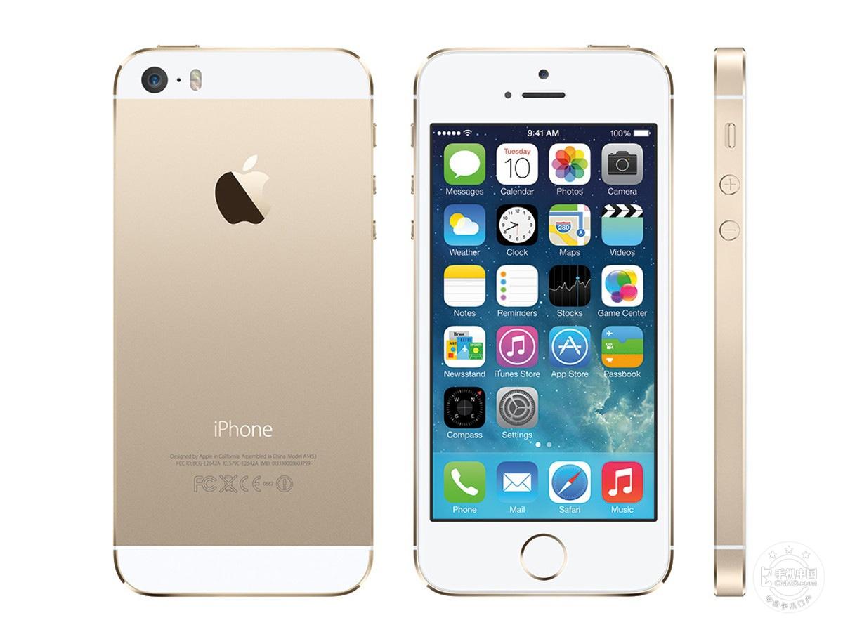 苹果iPhone5s(32GB)产品本身外观第3张