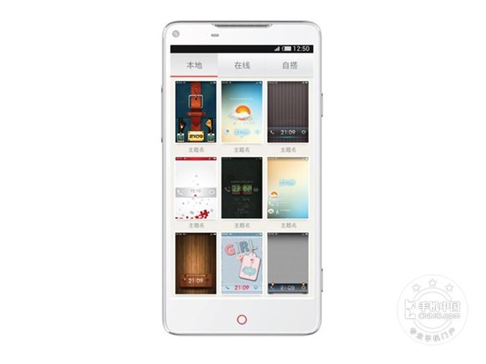 努比亚Z5Sn(64GB)产品本身外观第8张