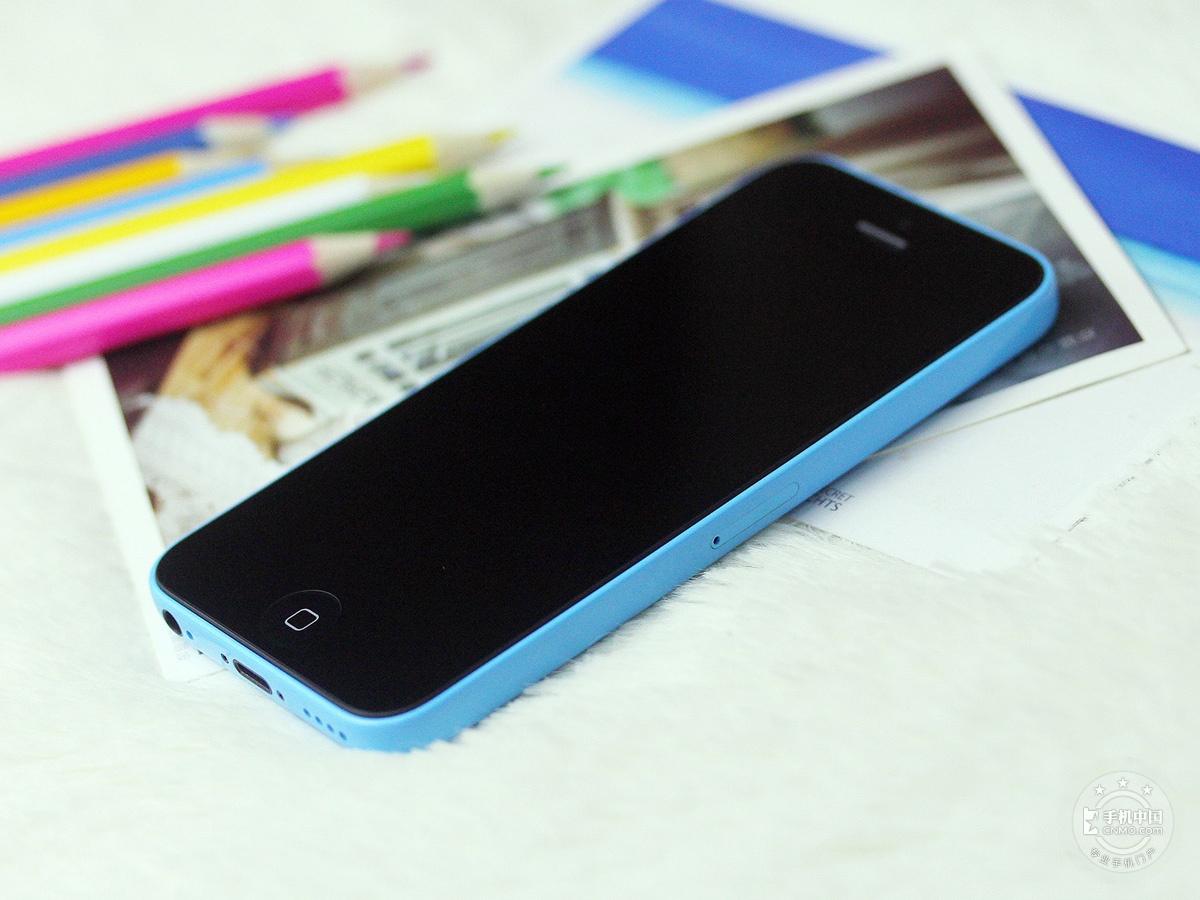 苹果iPhone5c(8GB)整体外观第4张