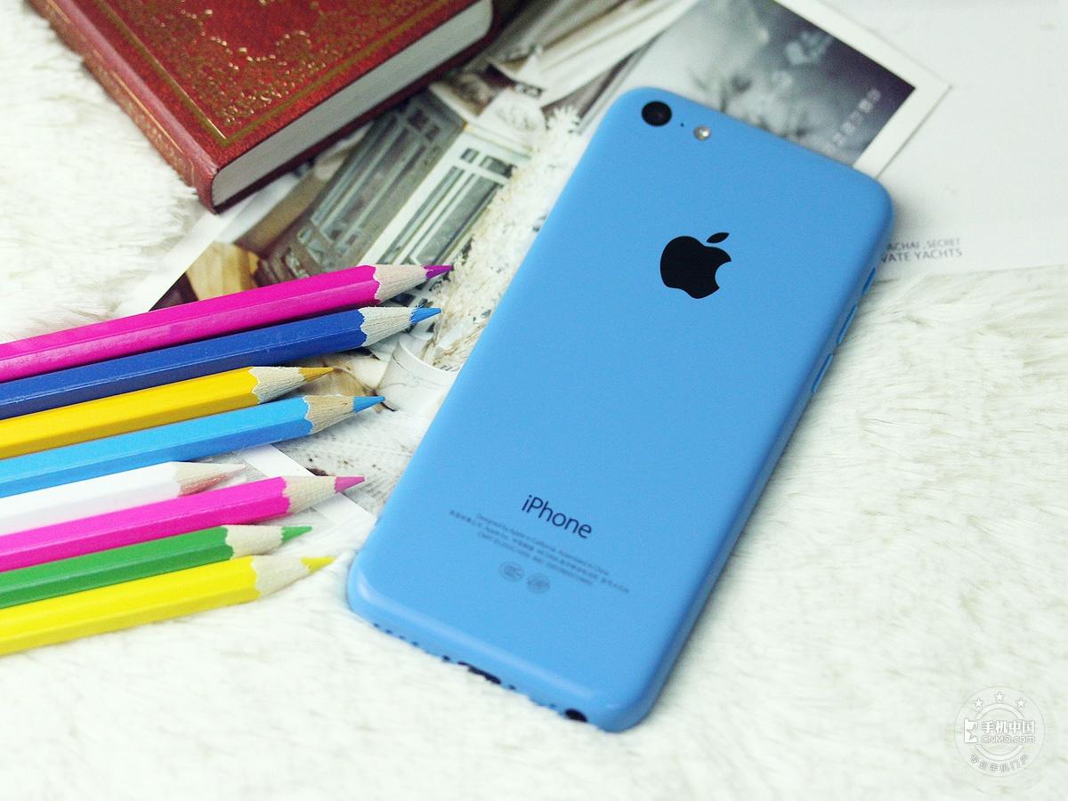 苹果iPhone5c(8GB)整体外观第3张