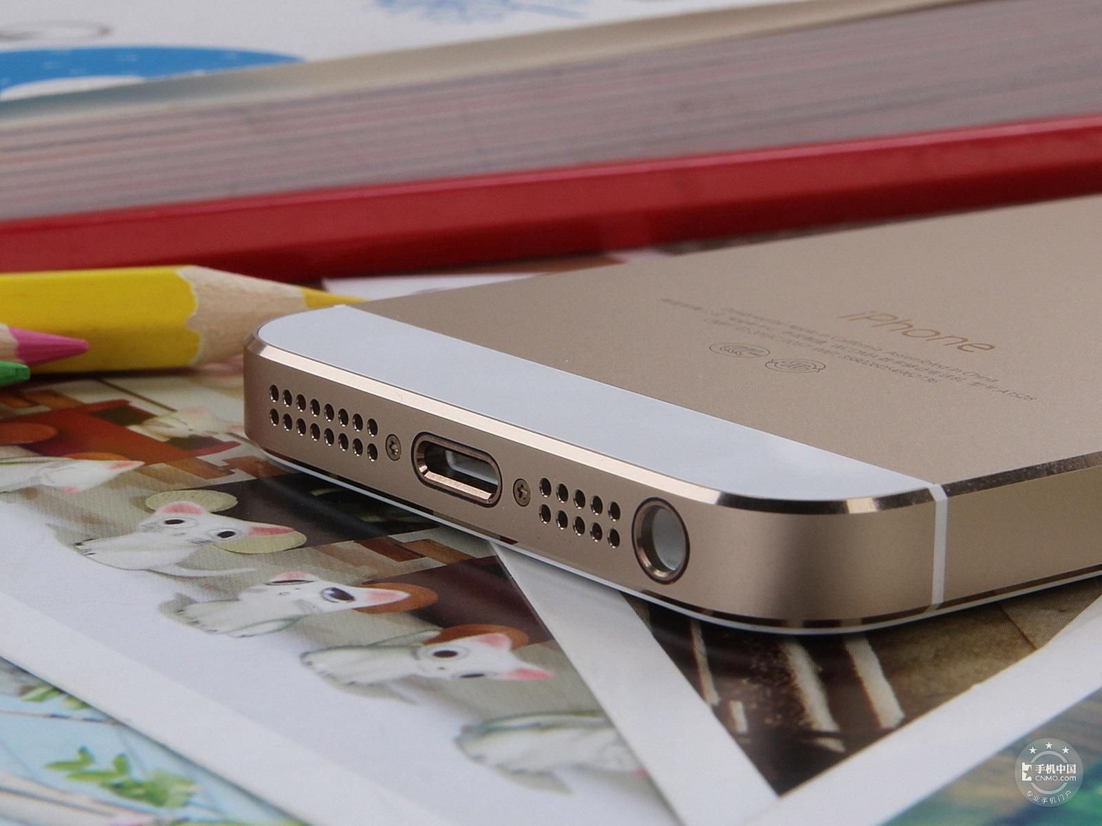 苹果iPhone5s(16GB)机身细节第7张